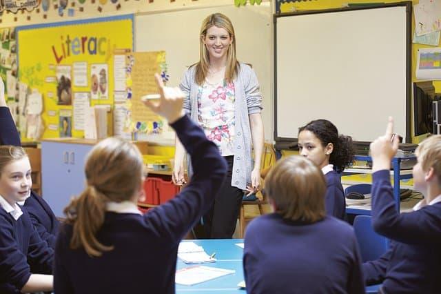jobs for former teachers