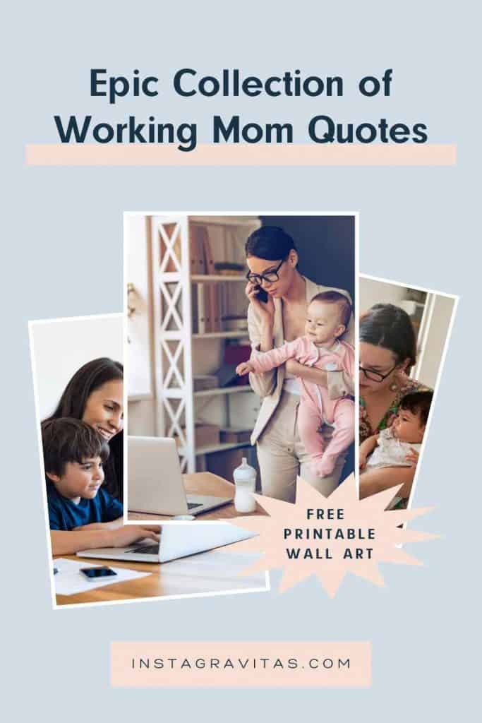 working mom quotes